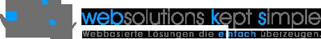 Exklusives, hochqualitatives Webdesign, Drupal und weitere Softwarelösungen von webks: websolutions kept simple aus Porta Westfalica bei Minden in OWL.