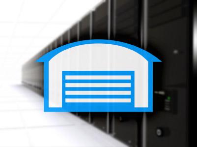 Rechenzentrum, Server Racks - Business Classic