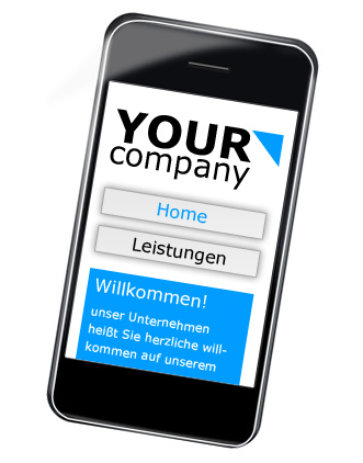 Smartphone - Mobile Website