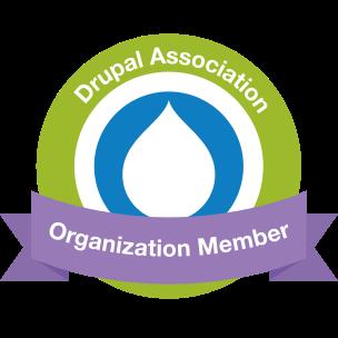 DROWL.de ist Drupal Association Organization Member