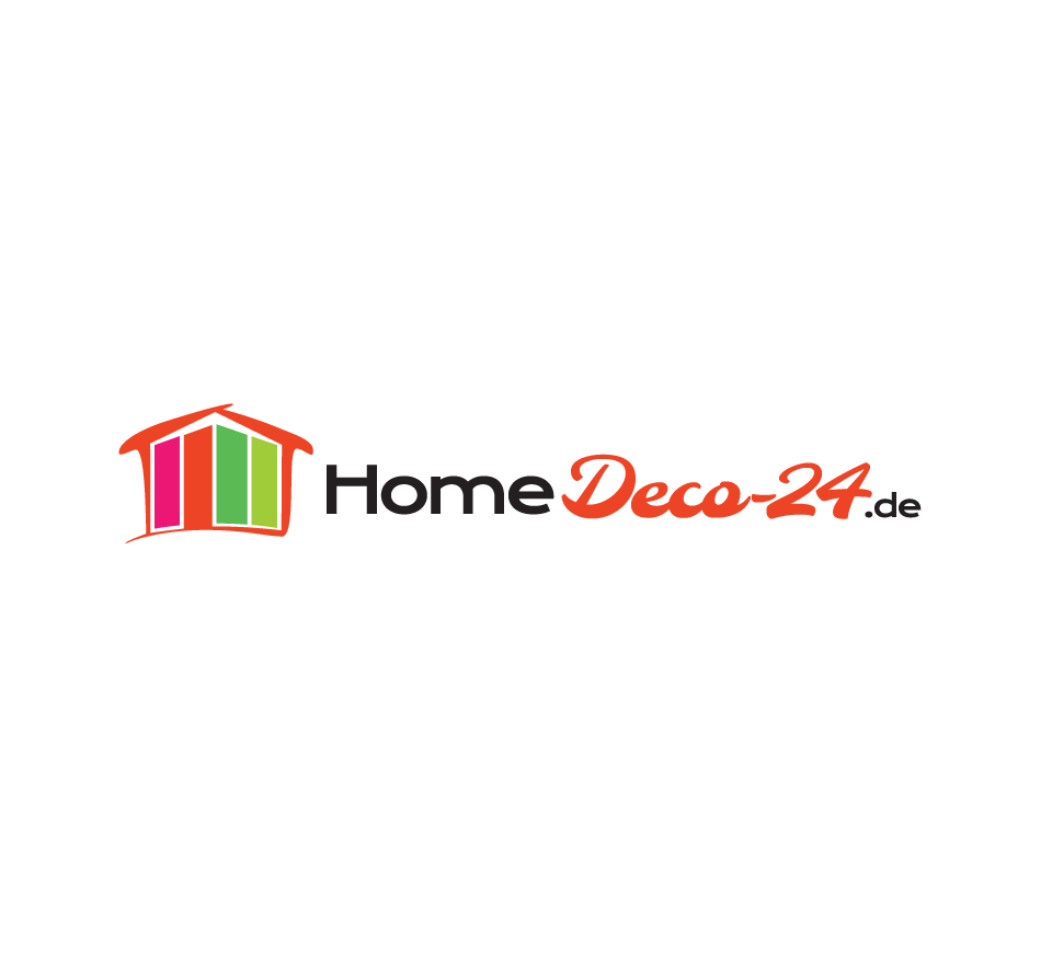 Referenz logodesign homedeco 24 bielefeld web for Home deco 24