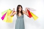Women eCommerce shopping