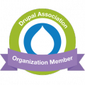 DROWL.de ist Drupal Association Organization Member