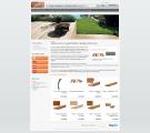 grad-decking.de - Onlineshop Entwicklung