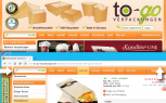JTL Shop Plugin Programmierung TO-GO Verpackungen fixierte Menüleiste