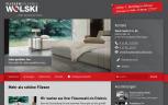 Drupal 7 Webdesign, Facelift und mobilgerätefähige Website