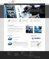 Forte + Wegmann Drupal CMS Startseite