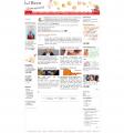 Startseite bei 1001Buch.net - Drupal Onlineportal Webdesign