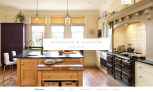 Drupal CMS Webdesign ROBINSON & CORNISH Bespoke Kitchens (Lübbecke)