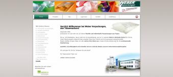Suchmaschinenoptimierung Weber Verpackungen - SEO Agentur