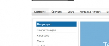 JTL-Shop3 individuelle Theme Erstellung TeileNet.de