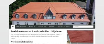 Meyer-Holsen.de: Drupal 7 CMS Responsive Webdesign