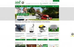 Julmi-Garten.de: Shopware Responsive eCommerce Web Design by webks