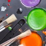 Farben Pinsel - Theming