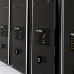 Rechenzentrum, Server Racks