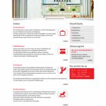 Gardinenstudio Schönberg Hannover - Drupal Website Redesign