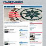 Webdesign Falk Fliesen aus Espelkamp