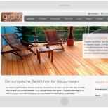Responsive Webdesign: Tablet Landscape
