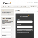 Drupal responsive Webdesign - Web App Integration in Website