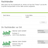 Sümo.de - Fachhändler Suchergebnis