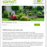 Sümo.de Tablet Portrait