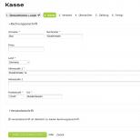 Drupal Commerce Konfigurator Onlineshop Entwicklung Checkout Käuferdaten