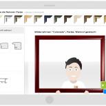 Drupal Commerce Konfigurator Onlineshop Entwicklung Konfigurator auf einem Tablet