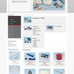 Kategorieansicht ZeitControl Onlineshop Webdesign Minden, Westfalen