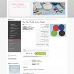 Produktansicht ZeitControl Onlineshop Webdesign Minden, Westfalen