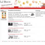 Panoptikum bei 1001Buch.net - Drupal Onlineportal Webdesign