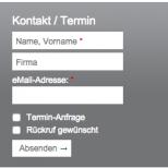 ProRisk.de - Terminanfrage Modul Drupal 7 CMS