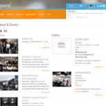dguard.com - News & Events Übersicht