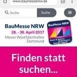 Smartphone Startseite