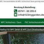 123mygarden.de Startseite