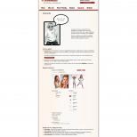 Modelkids.de - Webdesign Drupal CMS Website & Modelportal