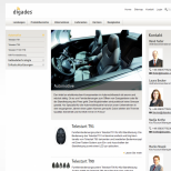 Digades.de Drupal Website Automotive