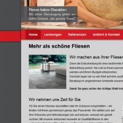 Webdesign Fliesenerlebnis-Wolski.de Espelkamp