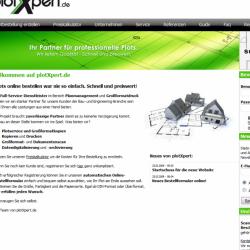 Webdesign & eCommerce Drupal CMS PlotXpert.de