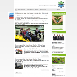 Suemo-eG.de: Drupal 7 Web Design