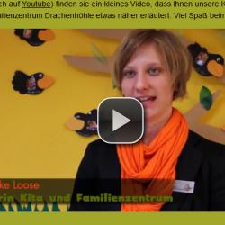 Kita Drachenhöhle - Drupal Imagevideo Upload & Integration