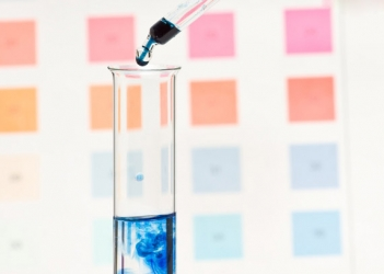 Chemie Reagenzglas Experiment