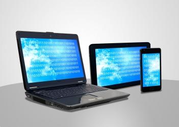 Laptop, Tablet, Smartphone - Mobilgeräte