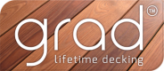 grad™ - lifetime decking