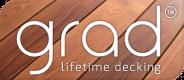 grad™ - lifetime decking