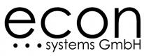 econ systems GmbH Logo