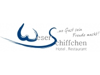 Hotel Restaurant Weserschiffchen in Porta Westfalica bei Minden / Bad Oeynhausen / Abfahrt A2 Porta Westfalica & Weserradweg