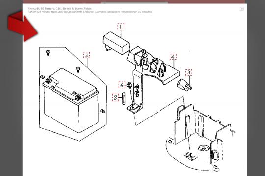 JTL-Shop Pluginentwicklung: Intuitiv! Ersatzteilbestellung direkt in Teileskizze / Explosionszeichnung