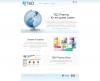 Startseite Drupal Webdesign TD-Pharma.de