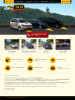 Responsive Webdesign Porta Westfalica Taxi Schrader: Desktopansicht