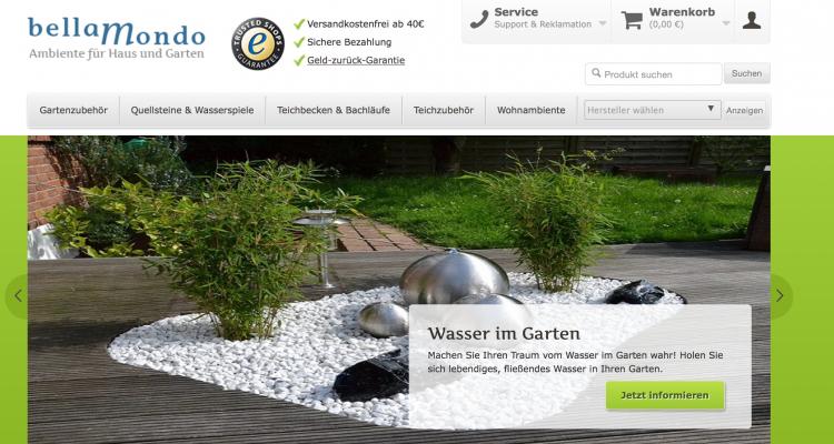 Bellamondo.de - Ambiente für Haus und Garten
